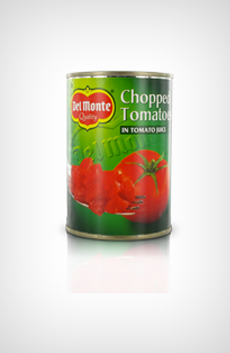 Del Monte Wellness Chopped Tomato